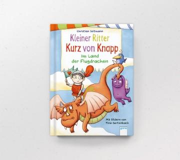 Kleiner Ritter Kurz von Knapp. Im Land der Flugdrachen