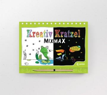 Kreativ Kratzel Mix Max